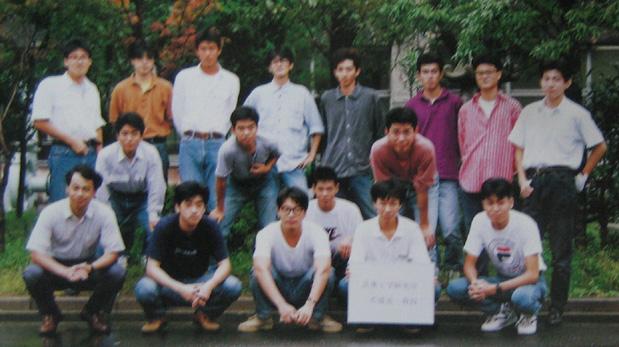 卒業生のページ